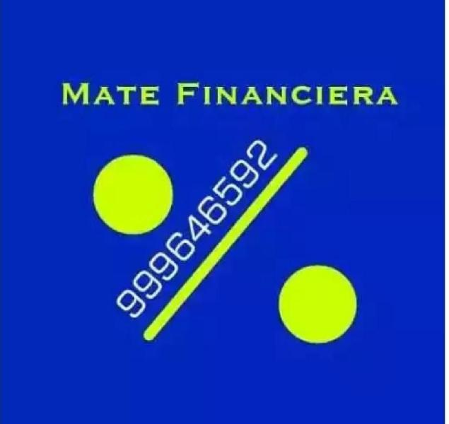 Matematica financiera. clases delivery