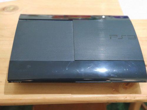 Playstation 3 ps3 super slim 500gb usado 9/10