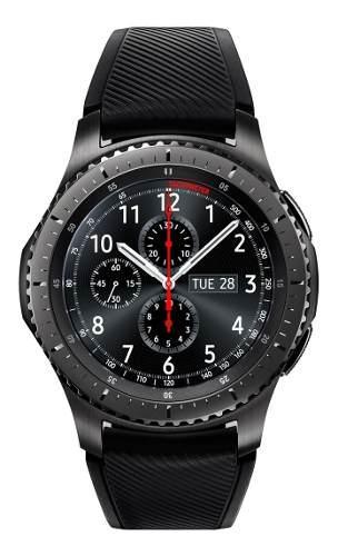 Reloj smartwatch samsung gear s3 frontier 46mm facturado!!