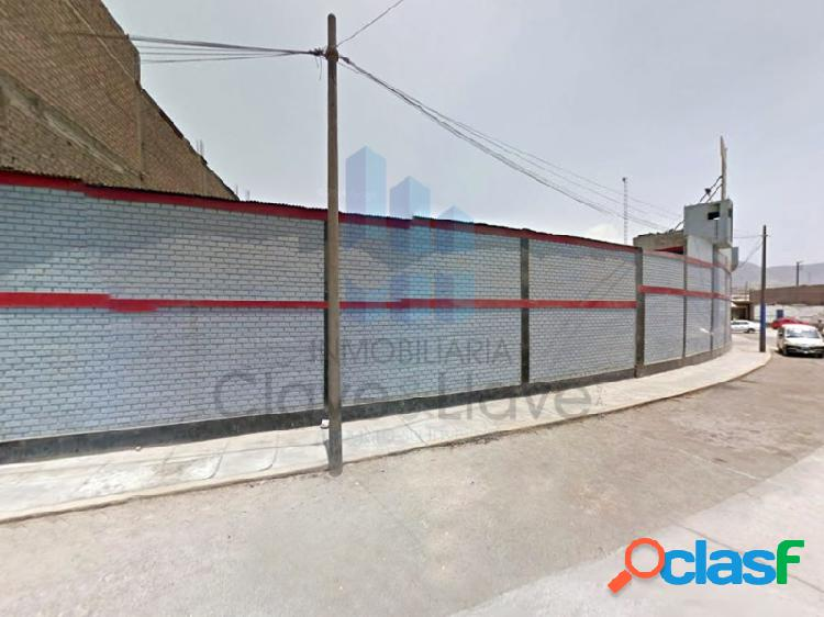 Terreno Industrial en alquiler Trapiche con Panamericana Norte