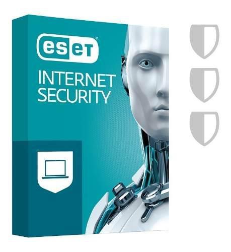 Eset Internet Security 2019 V12 Licencia Original