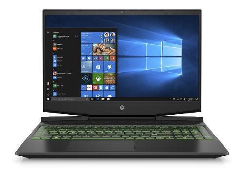 Laptop Hp 15-dk0001la I5-9300h 8gb 1tb Gtx1050 3gb 15.6 W10