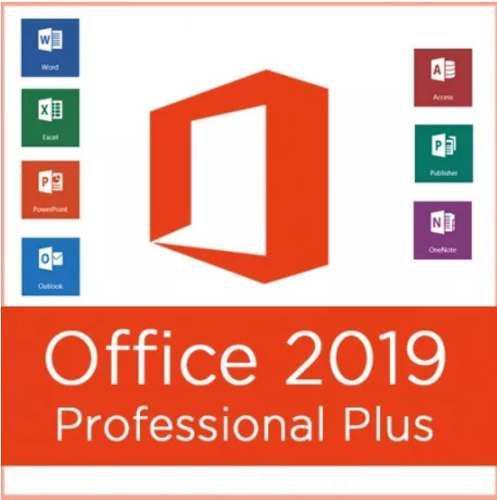 Office 2019 professional plus licencia original oem