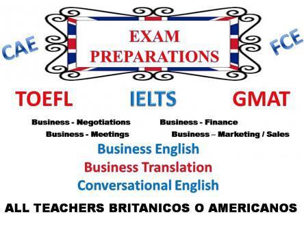 Clases de ingles con profesor britanico en lima