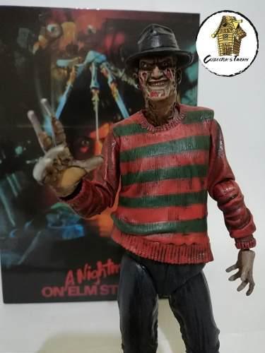 Freddy krueger, pesadilla en calle elm 17cm ko