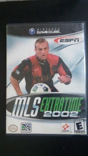 Mls extratime 2002 - nintendo gamecube
