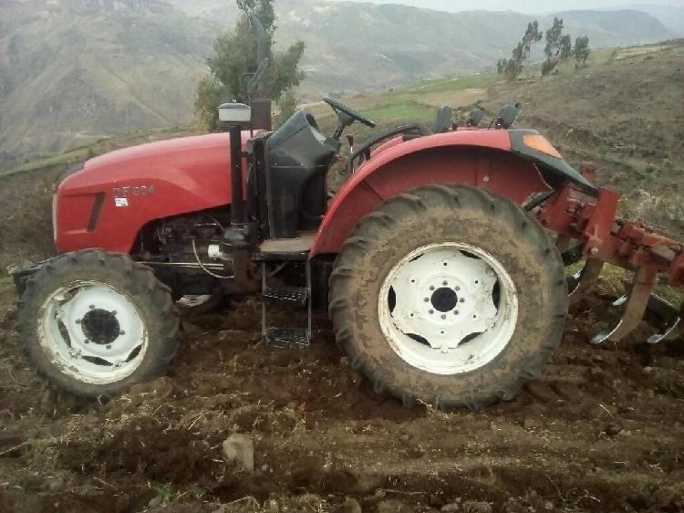 Vendo tractor dong feng