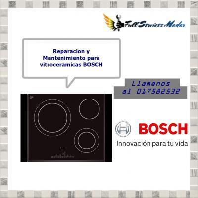 017582532 mantenimiento para cocinas vitroceramicas bosch