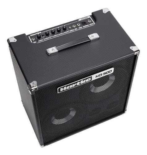 Amplificador para bajo no ampeg 500w hartke hd500