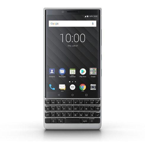 Blackberry key2 64gb black silver dual sim