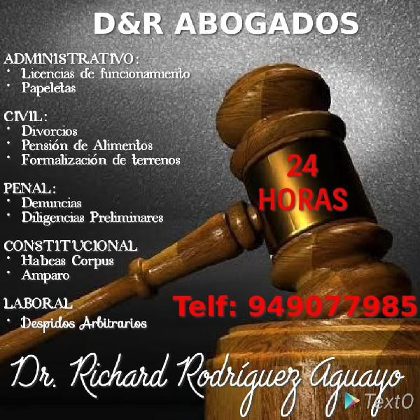 D&r estudio juridico y contable