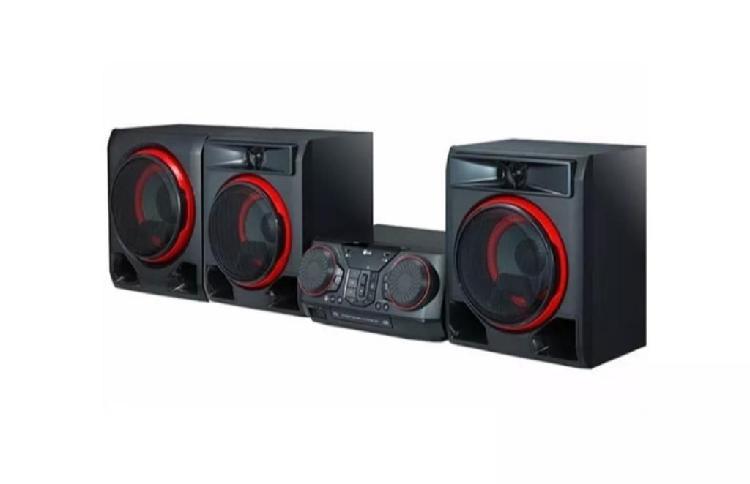 Equipo sonido xboom mara lg modelo ck57 potencia 1100w