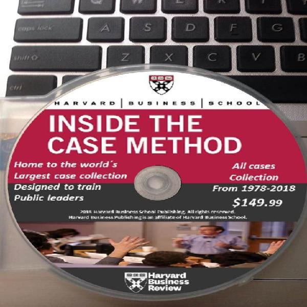 Harvard original estudio de casos mba
