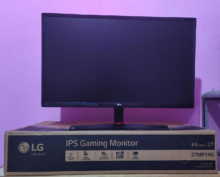 Monitor Gamer Lg 27mp59g-p