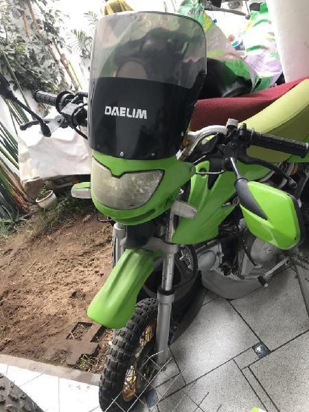 Oferta moto cross todo terreno