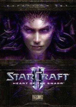 Starcraft 2 heart of the swarm - licencia entrega inmediata
