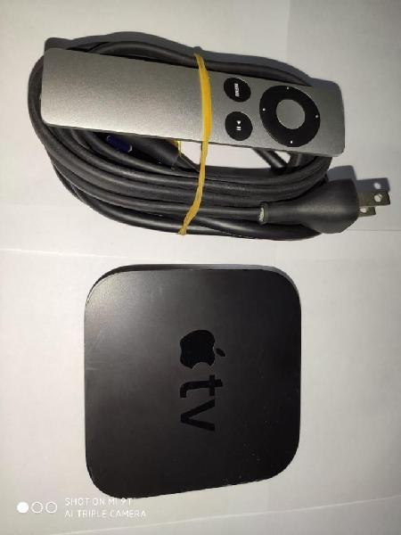 Vendo apple 3 generacion libre de icloud