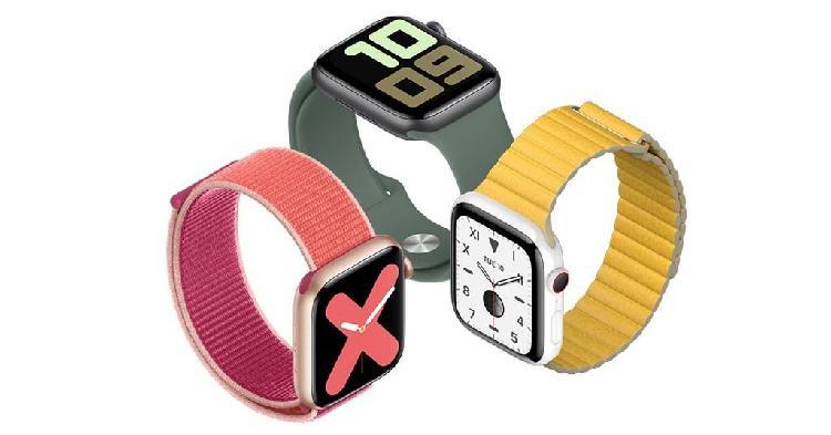 Iwatch series 5 40mm 44mm apple