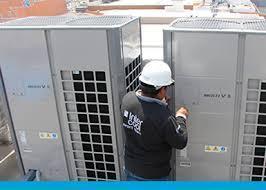 Servicio de mantto y instalacion de equipos de aire