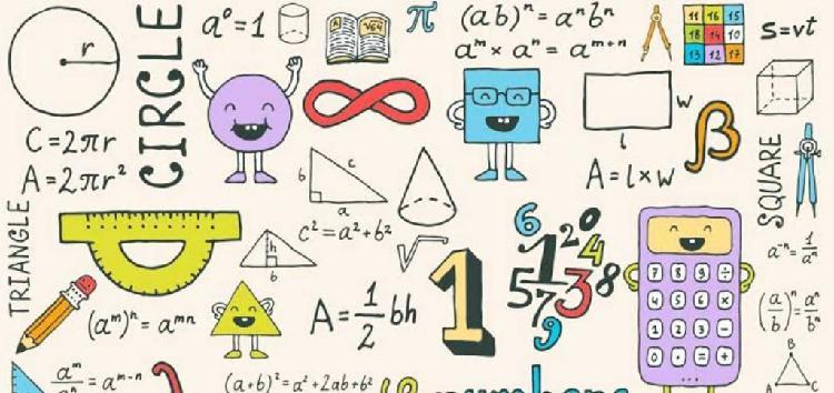 Clases part de matemática para primaria