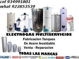 Instalacion reparacion, mantenimiento termas electricas y