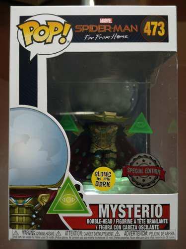 Funko pop! mysterio gitd nro 473 original