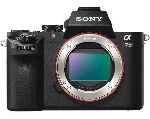 Camara Sony A7 Ii Sólo Cuerpo De Ilc Full Frame (Enoferta)
