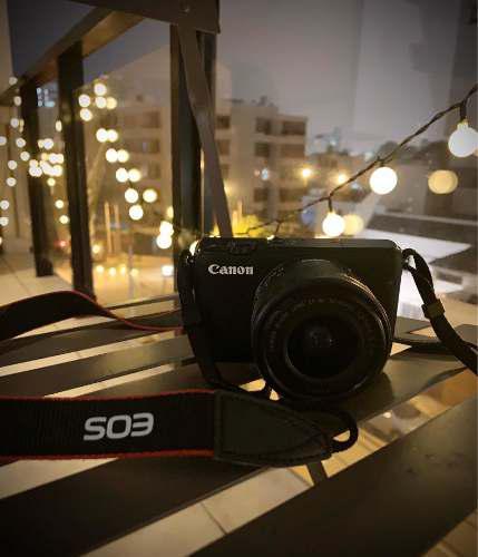 Cámara Canon Eos M10