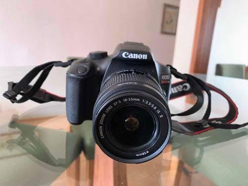 Cámara Canon Eos T6 +lente 18-55mm Canon + Trípode De