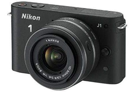 Cámara Nikon 1,modelo J1 10.1 Megapx. Fotografía/ Graba Hd