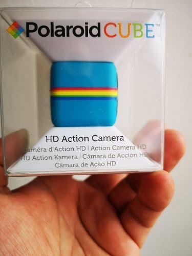 Polaroid Cube, Mini Cámara Deportiva