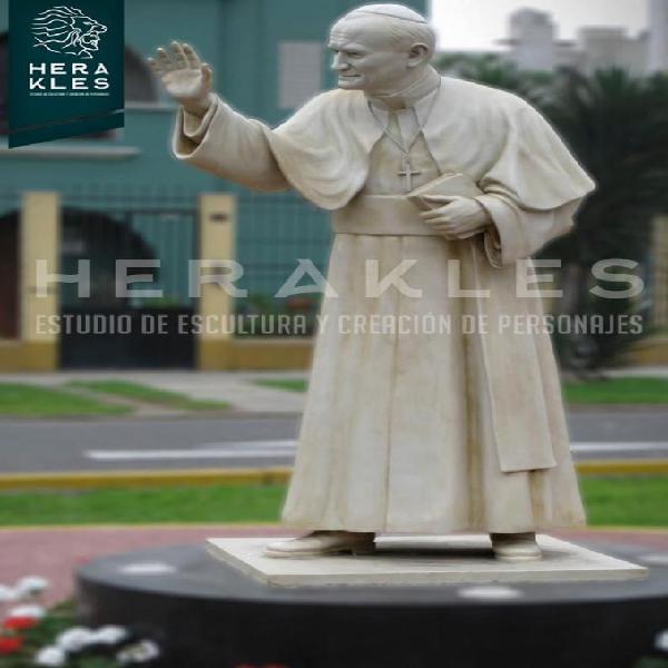 Realizamos esculturas religiosas,estatuas para instituciones