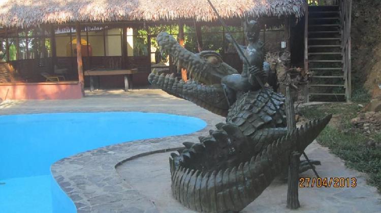 Venta de parque tematico chullachaqui en tarapoto-san martin