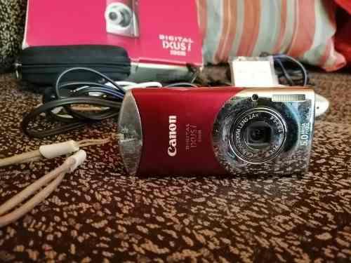 Vendo Cámara Digital Canon Y Celular Lg K10