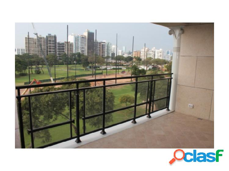 Departamento en Venta en San Isidro Estreno Flat 3 Dormitorios Lujoso Vista al Golf