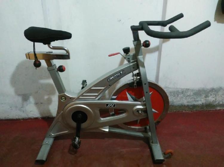 Bicicleta best fitness sp2 - gimnasio