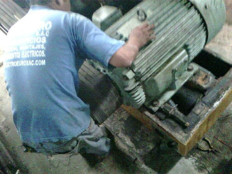 Electricistas certificados profesionales megados,pozos a