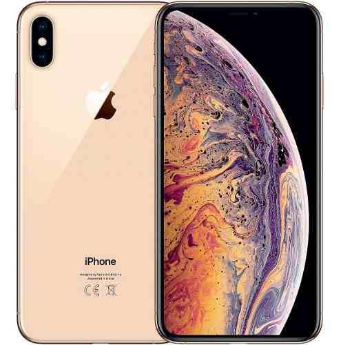 Iphone xs max 64gb gold dorado sellado garantía tienda