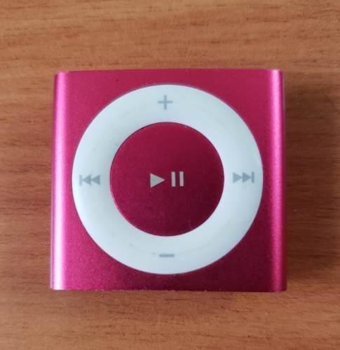 Ipod shuffle 2gb fucsia 9/10 casi nuevo.audifonos y cargador