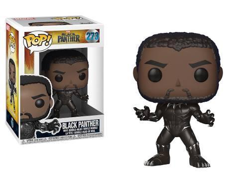 Funko pop! marvel black panther entrega inmediata