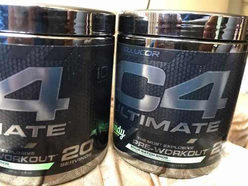 C4 ultimate 20 servicios 2 unidades oferta