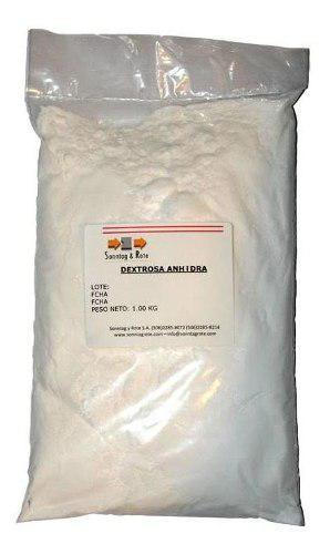 Dextrosa Anhidra O Maltodextrina Anhidra Bolsa X 1kg