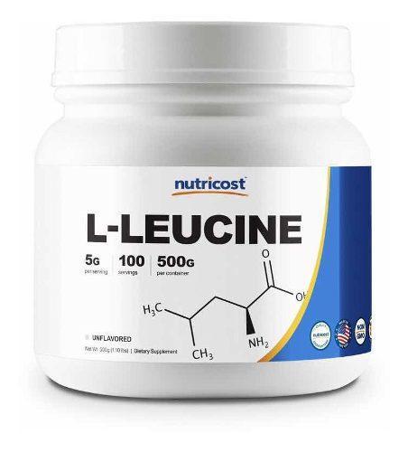 L Leucina Leucine Aminoácido Aminoácidos