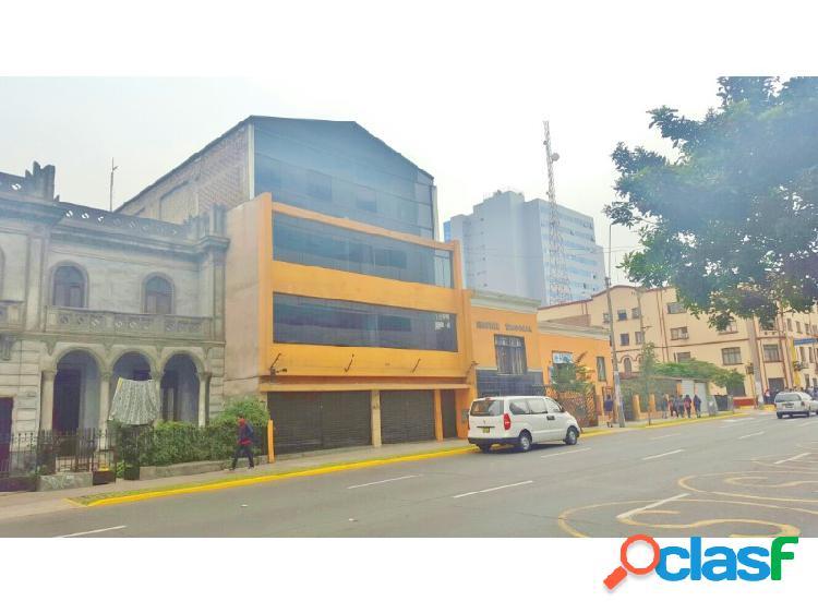 Terreno en Venta en Cercado de Lima - Edificio en Petit Thuoars