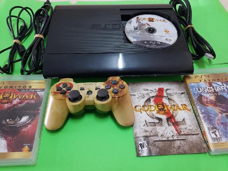 Playstation 3 de 250 gb bien conservado