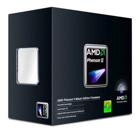 Procesador phenom ii x2 560 black edition