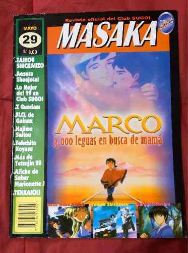 Revista masaka