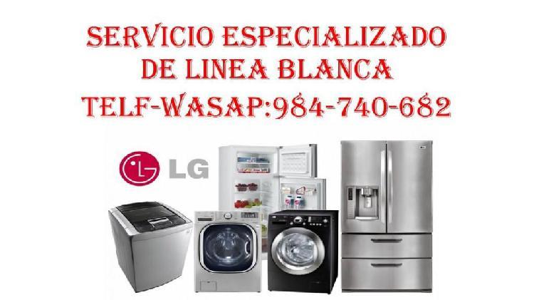 Servicios especializados de lavadoras neveras cocinas