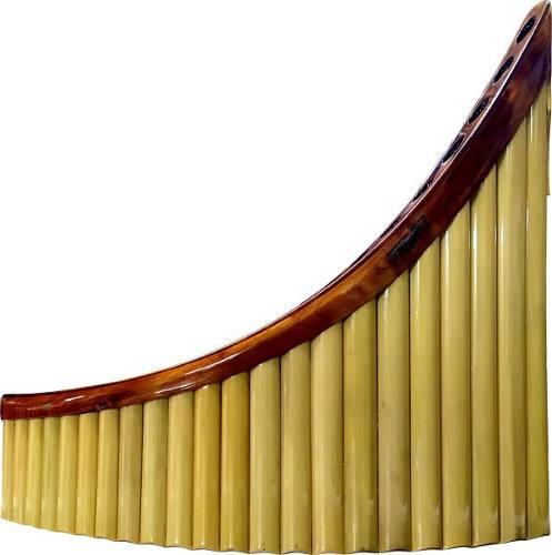 Flauta Pan Profesional De 22 Pipes Regulable En Lima Clasf Imagen Y Sonido