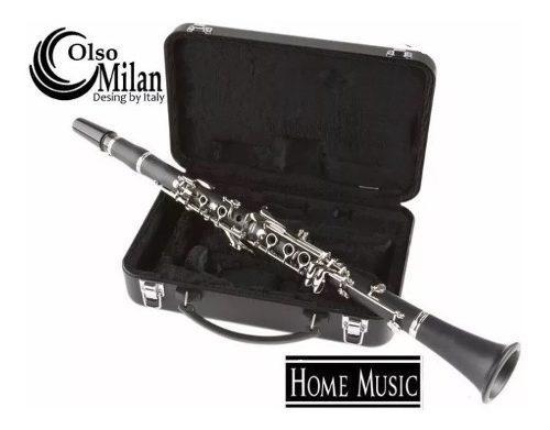 Nuevo clarinete marca california excelente calidad